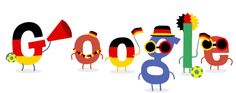 Pin for Later: Happy Birthday, Google! 30+ of the Best Google Doodles Germany vs. Portugal Source: Google