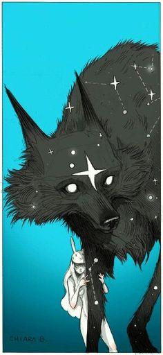 My wolfy
