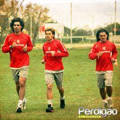 Fernandão, Sóbis e Perdigão, saudades!