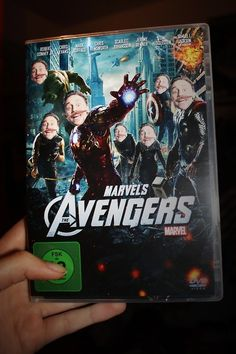 haha I am totally going to do this when I buy it. Loki'd!