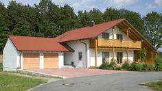 Bildergebnis für einfamilienhaus mit doppelgarage grundriss