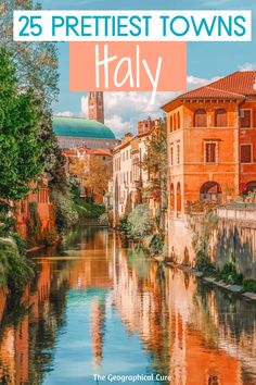 Planning a vacation in Italy or a road trip in Italy? if so, this guide's for you. It takes you to 25 of the most beautiful towns in Italy, from north to south. For each town, you'll explore the town's must see sites and hidden gems. This Italy travel guide tells you everything you need to know about visiting Italy, including what to see in Italy and where to go in Italy. | Italy Road Trips | Europe Travel | Italy Travel | Day Trips From Rome | Day Trips From Florence | Renaissance Art Italy Travel Tips, Travel Destinations, Travel Guide, Travel Europe, Travel Ideas, Visit Italy, Amalfi Coast, Aerial View, Day Trip