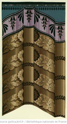 bordure papier peint zuber vers 1800 manufacture de. Black Bedroom Furniture Sets. Home Design Ideas