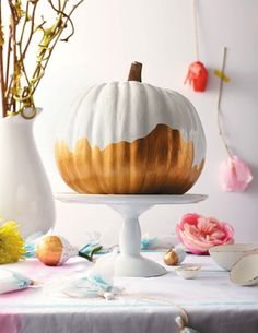 10 Best :: No-Carve Pumpkins