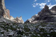 """""""Rifugio F.F. Tuckett e Quintino Sella"""" Trentino   © Marzia Paluan - our Facebook fan - http://www.visittrentino.it/it/a/rifugi-rifugi-alpini/madonna-di-campiglio-pinzolo-e-val-rendena/madonna-di-campiglio/rifugi-baite-madonna-di-campiglio-f-f-tuckett-e-quintino-sella"""