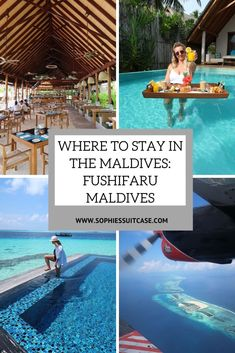 Where should you stay in The Maldives? On my recent visit to The Maldives I stayed at the wonderfully laid-back resort Fushifaru. Maldives Accommodation, Maldives All Inclusive, Maldives Tour, Maldives Vacation, Maldives Honeymoon, Maldives Resort, Italy Vacation, Us Travel Destinations, Places To Travel