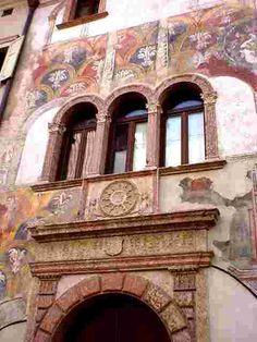 Beautiful Trento http://www.travelandtransitions.com/european-travel/