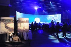 """#InfoComm International highlights an """"Exceptional Experience"""" for the City of #Edmonton by #BUKSA Strategic Conference Services and #Freeman Audio Visual at the #Shaw Conference Centre:  #WinterCitiesShake-Up 2015"""
