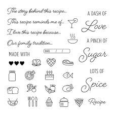 Image Result For Ctmh Stamp Sets D1770 Kitchen Traditions