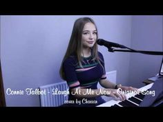 Connie Talbot - Laugh At Me Now - Cover by Chaerin