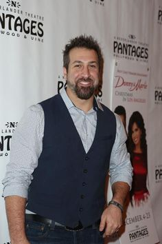 Joey Fatone at DONNY & MARIE - Christmas in Los Angeles (12/4)