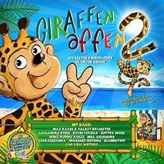 """""""Ich geh mit meiner Laterne"""" by Cassandra Steen M780421 - Giraffenaffen 2 CD"""