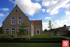 Landelijke tuinen | house designs | dream homes | dreamy houses | droomhuis | Hoog.design