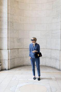 Damsel in Dior | Suited