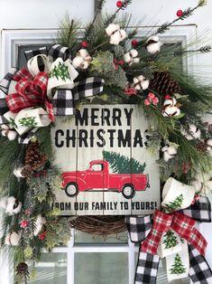3185 Best Buffalo Plaid Christmas Images Plaid Christmas