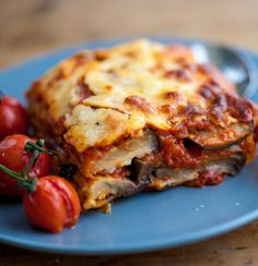 This simple aubergine parmigiana recipe makes a cosy mid-week meal that kids will enjoy, as well as adults.
