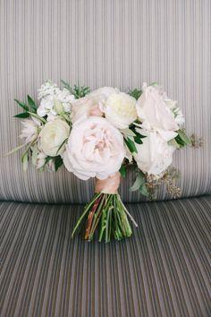 Garden roses: http://www.stylemepretty.com/canada-weddings/british-columbia/burnaby/2015/04/06/romantic-british-columbia-wedding/ | Photography: Blush Weddings - http://blushweddingphotography.org/