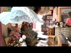 ▶ L'insolite du jour: L'atelier Legeron, fleuriste de Dior, Channel, Givenchy, Paris est à vous 24/05 - YouTube