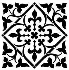 Patrón gótico