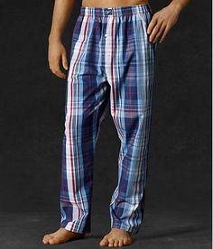 Polo Ralph Lauren: Woven Pajama Pants
