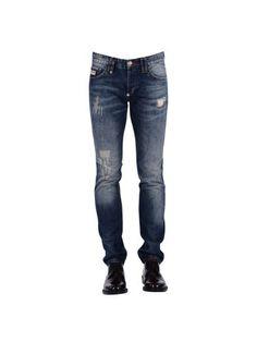 PHILIPP PLEIN Philipp Plein Jeans Religion. #philippplein #cloth #jeans
