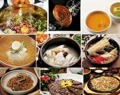 Delicious !!!  Korean Food