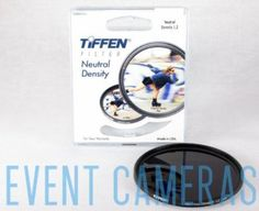 Tiffen 77mm 12x (1.2) Neutral Density Glass Filter