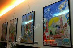Exposição Cidades no Papel