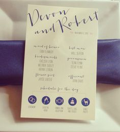 Navy and pink wedding programs Debut Planning, Debut Ideas, Wedding Schedule, Our Wedding Day, Wedding Ideas, Welcome Bags, Wedding Programs, Save The Date, Design Projects