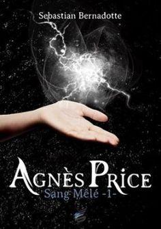 Couverture de Agnès Price, Tome 1 : Sang Mêlé
