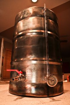 Brewgr | Convert a Keg to a Keggle/Brew Pot
