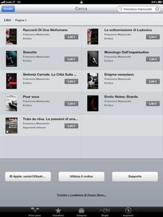 Itunes. Some of our ebook. It's our Passion Project in all its sensual deep seductive attractionErrant Editions