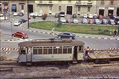 ...vettura ATM-640 usata per servizi tecnici - 25 lug 1966 - © Umberto Garbagnati -