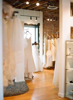 We love Anna Be Bridal Boutique in Denver, Colorado!