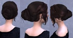 Zoe's hair For females 14 colors Non alpha Extracted from Dreamfall Chapters: Reborn by ArmachamCorp Hat compatible (sort of =/), the hat meshes are invisible like for Sasha's hair (because hair was not designed for that function) Materials: Eyes | Lips | Face mask | Sweater Download: Google | Dropbox