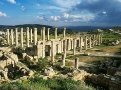 No this is not Rome, it's volubilis in morocco 😉😉  Volubilis, Aerial Photography, Travel Photography, Site Archéologique, Visit Morocco, Ancient Ruins, Travel Memories, Birds Eye View, Ancient Civilizations