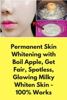 Every woman is wishing for white smooth and silky skin. Today I will share magical skin whitener face mask. With this mask, you will get your face spotless, clean, clear, glowing and bright skin in… Natural Skin Whitening, Whitening Cream For Face, Whitening Face, Natural Skin Care, Natural Face, Natural Beauty, Whitening Soap, Skin Tips, Skin Care Tips