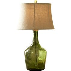 Lawrence Glass Table Lamp