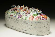 Flower Brick Artist:  Gillian Parke