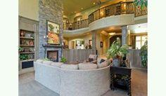 Beautiful 2-story Living Room~