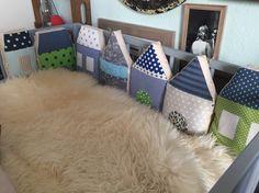 babynestchen bettumrandung nestchen von laloeff auf n hen deko und n tzliches. Black Bedroom Furniture Sets. Home Design Ideas