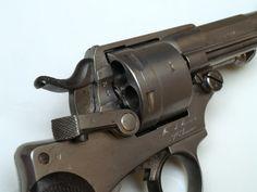 Chamelot-Delvigne Model 1873 revolver