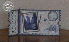 Ticket Card, Marianne Design, Studio Lighting, Masculine Cards, Card Making, Frame, Scrapbooking, Home Decor, Ticket