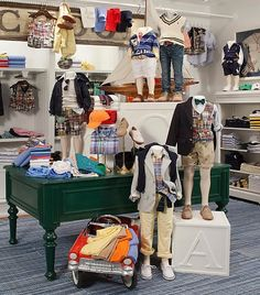 Ralph Lauren Children Store in New Canaan