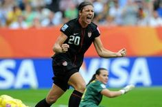 Abby Wambach's 2011 Goal against Brazil Voted Best Moment in U.S. Soccer History - U.S. Soccer
