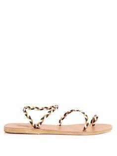 Eleftheria leather sandals | Ancient Greek Sandals | MATCHESFASHION.COM US