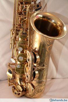 Selmer Mark VII (Mark 7) altsaxofoon - Te koop