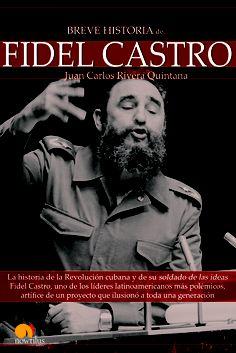 Portada Breve historia de Fidel Castro