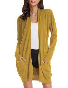 Jackets & Coats Prered Womens Cardigan Jacket Oversized Summer Autumn Casual Long Sleeve Long Bikini Cover Up Swimwear Women Plus Size Xxxl Women's Clothing