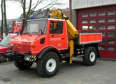 Brandweervoertuigen